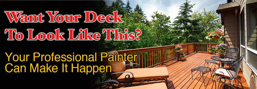 Want your Deck to Look Like This?